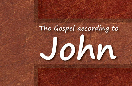 The Gospel according to John (e-book)